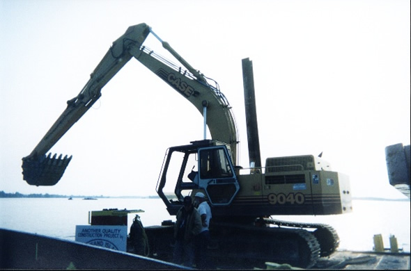 Cranes and Hydraulic Equipment